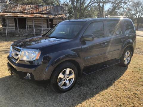 2009 Honda Pilot for sale at Village Motors Of Salado in Salado TX