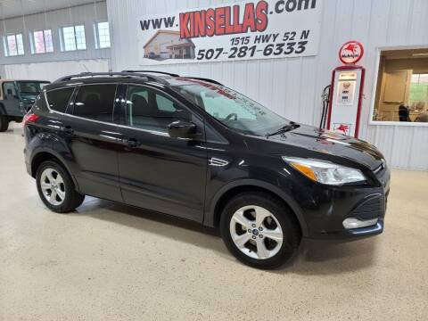 2013 Ford Escape for sale at Kinsellas Auto Sales in Rochester MN
