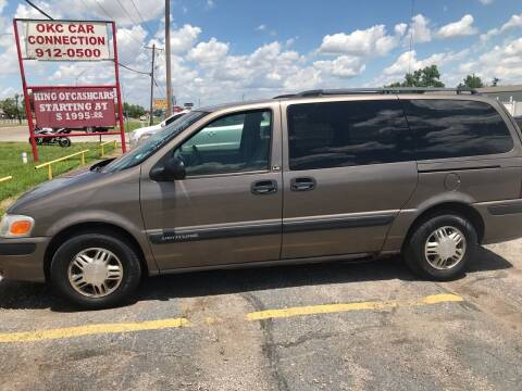 2004 Chevrolet Venture for sale at OKC CAR CONNECTION in Oklahoma City OK