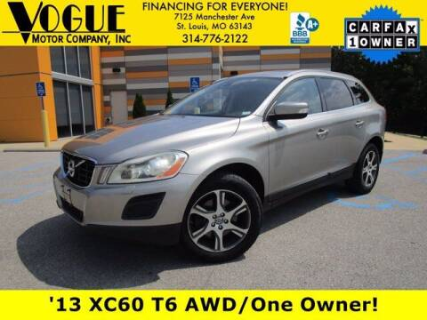 2013 Volvo XC60 for sale at Vogue Motor Company Inc in Saint Louis MO