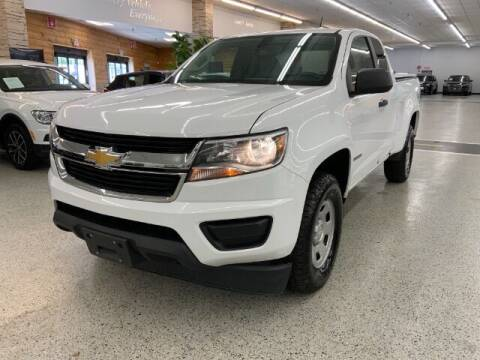 2018 Chevrolet Colorado for sale at Dixie Imports in Fairfield OH