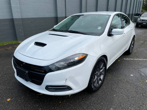 2016 Dodge Dart for sale at APX Auto Brokers in Lynnwood WA