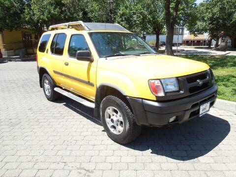 2001 Nissan Xterra for sale at Family Truck and Auto.com in Oakdale CA