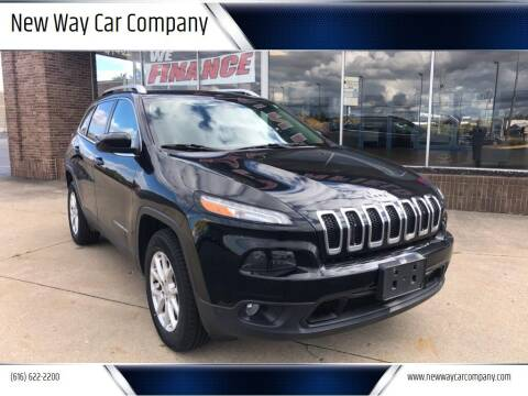 2017 Jeep Cherokee for sale at New Way Car Company in Grand Rapids MI
