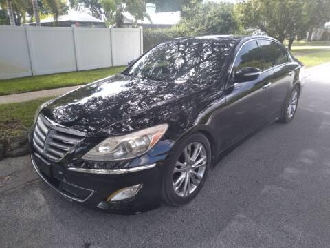 2012 Hyundai Genesis for sale at Low Price Auto Sales LLC in Palm Harbor FL