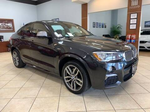 2018 BMW X4 for sale at Adams Auto Group Inc. in Charlotte NC