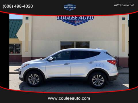 2016 Hyundai Santa Fe Sport for sale at Coulee Auto in La Crosse WI