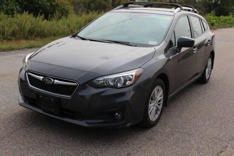 2018 Subaru Impreza for sale at Imotobank in Walpole MA