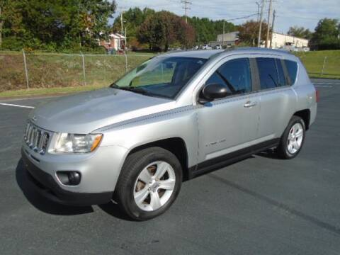 2011 Jeep Compass for sale at Atlanta Auto Max in Norcross GA