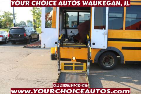 2012 Chevrolet Express Cutaway for sale at Your Choice Autos - Waukegan in Waukegan IL
