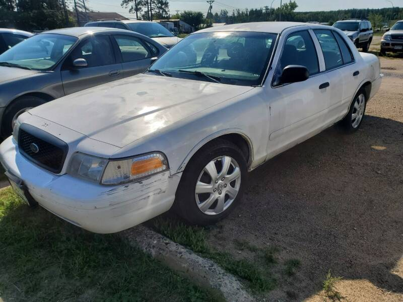 2008 Ford Crown Victoria for sale in Bemidji, MN