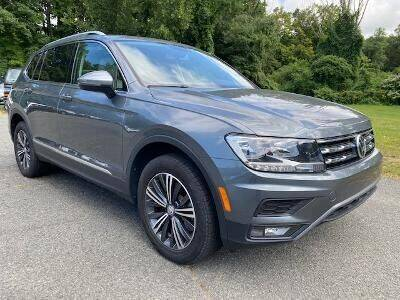 2018 Volkswagen Tiguan for sale at Worthington Air Automotive Inc in Williamsburg MA