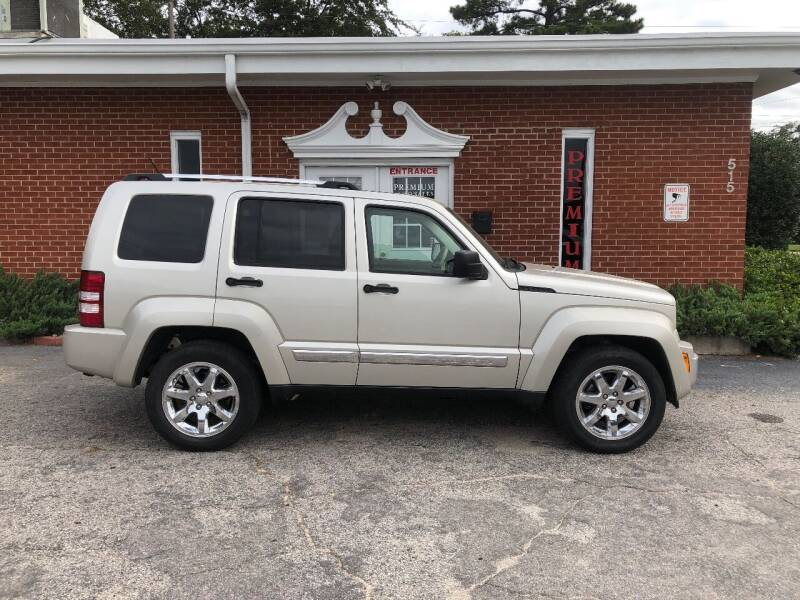 2008 Jeep Liberty for sale at Premium Auto Sales in Fuquay Varina NC