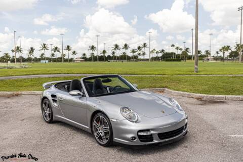 2009 Porsche 911 for sale at Premier Auto Group of South Florida in Wellington FL