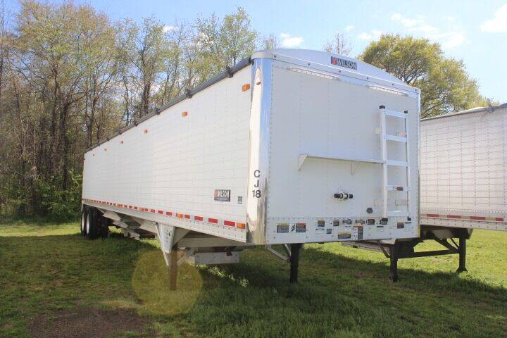 2017 Wilson Hopper Bottom for sale at WILSON TRAILER SALES AND SERVICE, INC. in Wilson NC