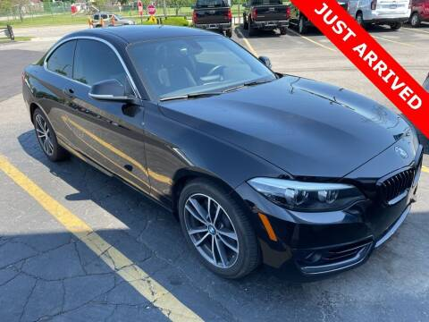 2018 BMW 2 Series for sale at MATTHEWS HARGREAVES CHEVROLET in Royal Oak MI
