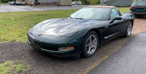 2000 Chevrolet Corvette for sale at Manchester Auto Sales in Manchester CT