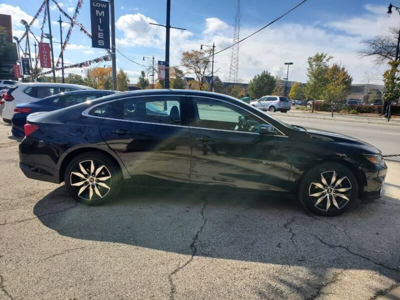 2017 Chevrolet Malibu for sale at ECONOMY AUTO MART in Chicago IL