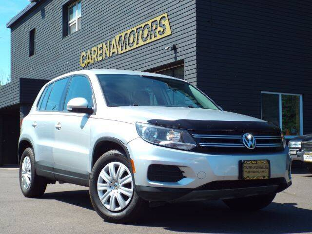 2018 Volkswagen Tiguan Limited for sale at Carena Motors in Twinsburg OH