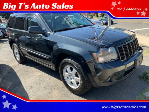 2010 Jeep Grand Cherokee for sale at Big T's Auto Sales in Belleville NJ
