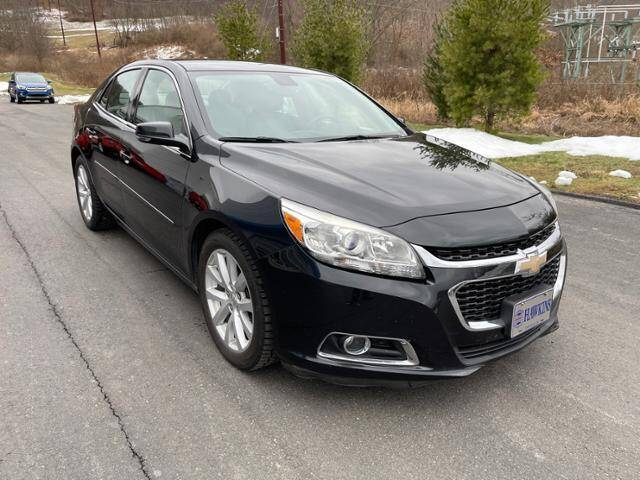 2015 Chevrolet Malibu for sale at Hawkins Chevrolet in Danville PA