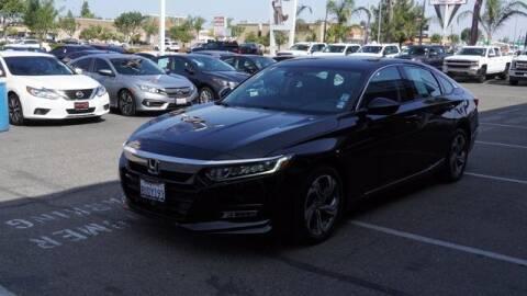 2020 Honda Accord for sale at Choice Motors in Merced CA