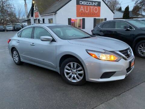 2017 Nissan Altima for sale at Discount Auto Brokers Inc. in Lehi UT
