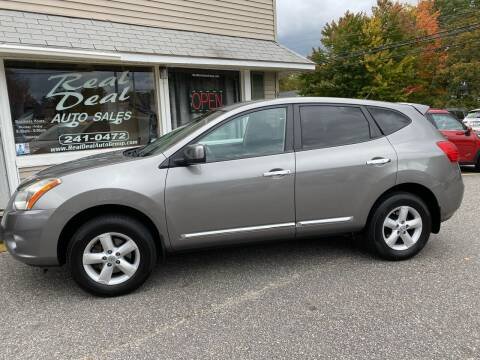 2013 Nissan Rogue for sale at Real Deal Auto Sales in Auburn ME