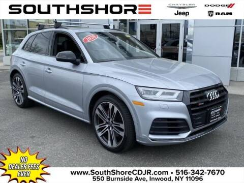 2020 Audi SQ5 for sale at South Shore Chrysler Dodge Jeep Ram in Inwood NY