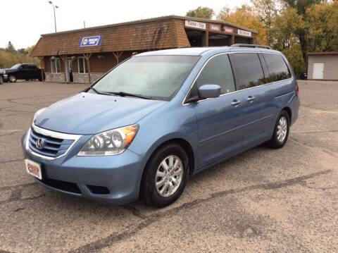 2008 Honda Odyssey for sale at MOTORS N MORE in Brainerd MN