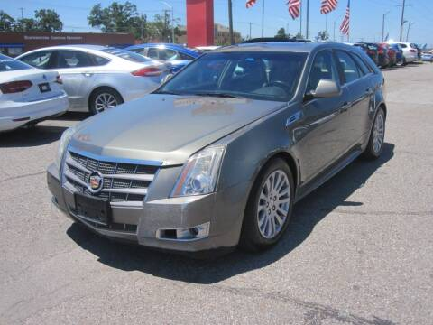 2010 Cadillac CTS for sale at T & D Motor Company in Bethany OK