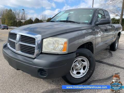 2006 Dodge Dakota for sale at IMPORTS AUTO GROUP in Akron OH