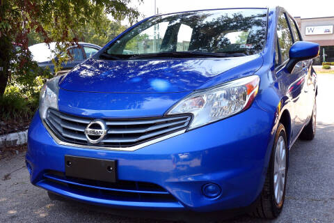 2015 Nissan Versa Note for sale at Prime Auto Sales LLC in Virginia Beach VA
