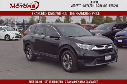 2018 Honda CR-V for sale at Choice Motors in Merced CA