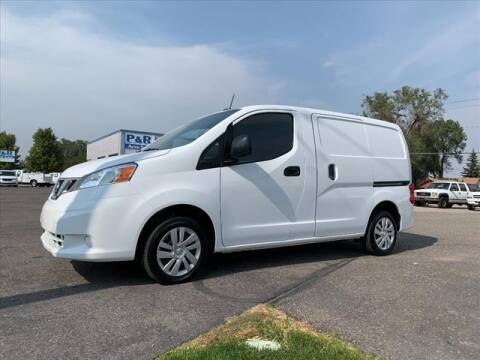 2017 Nissan NV200 for sale at P & R Auto Sales in Pocatello ID