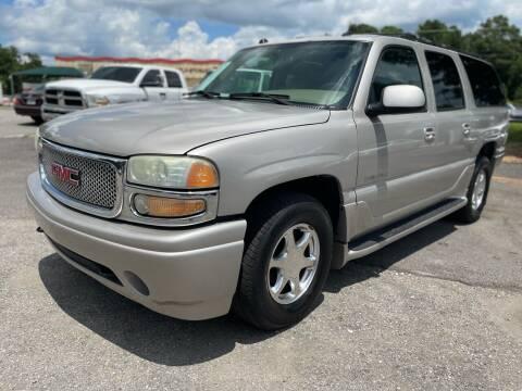 2004 GMC Yukon XL for sale at Atlantic Auto Sales in Garner NC