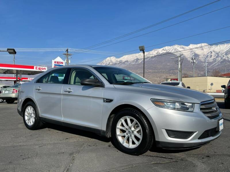 2014 Ford Taurus for sale at Ultimate Auto Sales Of Orem in Orem UT