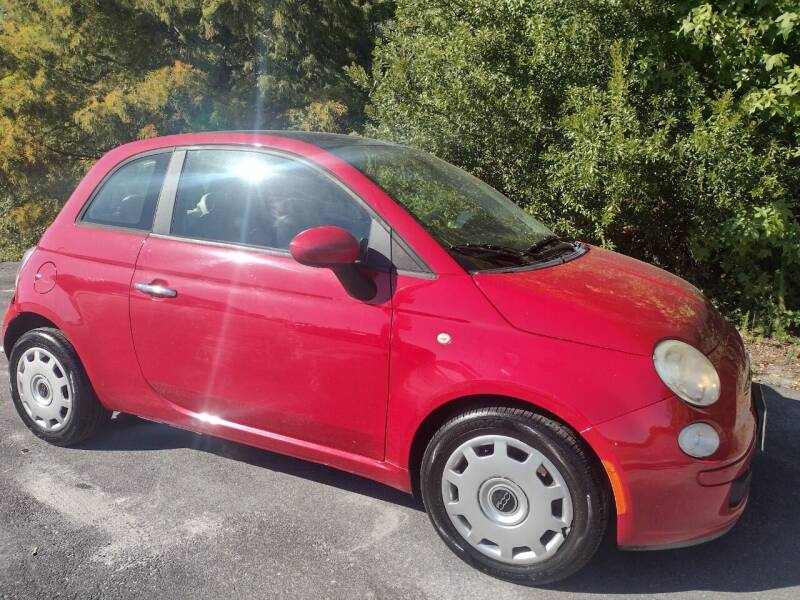 2012 FIAT 500 for sale at Sparks Auto Sales Etc in Alexis NC