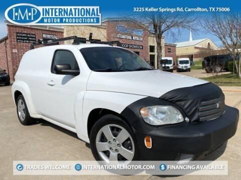2011 Chevrolet HHR for sale at International Motor Productions in Carrollton TX
