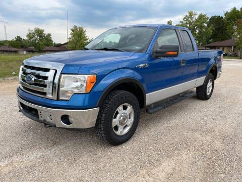 2009 Ford F-150 for sale at Dave's Auto Care & Sales LLC in Camdenton MO