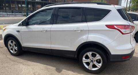 2015 Ford Escape for sale at Superstition Auto in Mesa AZ