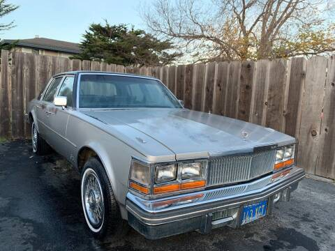 1979 Cadillac Seville for sale at Dodi Auto Sales in Monterey CA