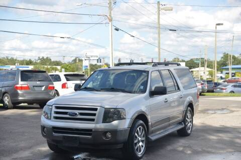 2011 Ford Expedition EL for sale at Motor Car Concepts II - Kirkman Location in Orlando FL