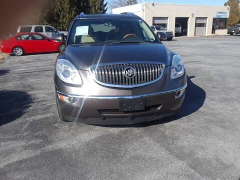 2008 Buick Enclave for sale at Dun Rite Car Sales in Downingtown PA