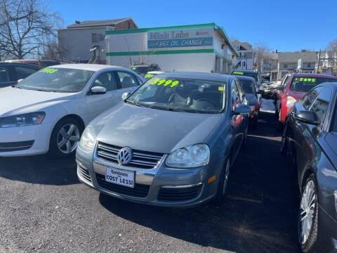 2006 Volkswagen Jetta for sale at Car VIP Auto Sales in Danbury CT