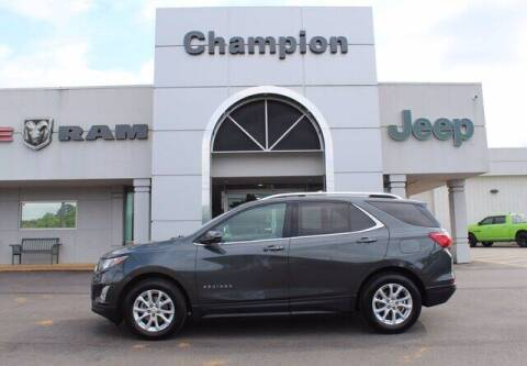 2019 Chevrolet Equinox for sale at Champion Chevrolet in Athens AL