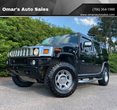 2007 HUMMER H2 for sale at Omar's Auto Sales in Martinez GA