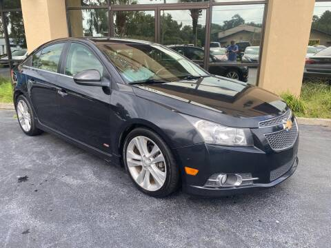 2012 Chevrolet Cruze for sale at Premier Motorcars Inc in Tallahassee FL