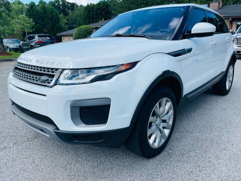 2017 Land Rover Range Rover Evoque for sale at Classic Luxury Motors in Buford GA