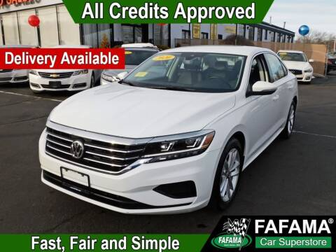 2020 Volkswagen Passat for sale at FAFAMA AUTO SALES Inc in Milford MA